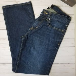 ⭕ Mens Banana Republic Straight Leg Jeans 31x32